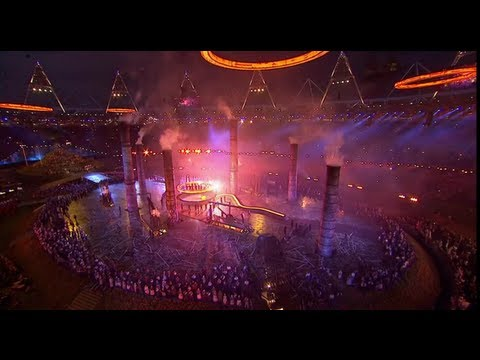 London 2012 - Olympics - Opening Ceremony Highlight's