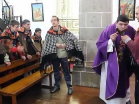 Romaria Quaresmal de nossa Senhora da Gra�a - Porto Formoso