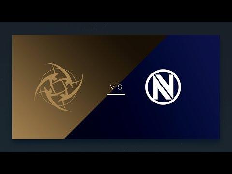 CS:GO: NiP vs. EnVy [Cbble] Map 2- EU Final Day - ESL Pro League Season 6