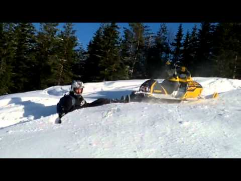 Powerline Ski-doo 800 2012