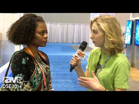 DSE 2014: Melanie Johnson Interviews Nicole