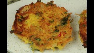 15 Minutes  Instant & Healthy Breakfast Recipe !Quick and Easy Breakfast Recipe! Vegetarian