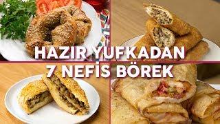 Hazır Yufkayla Yapabileceğiniz 7 Nefis Börek Tarifi (Seç Beğen!)   Yemek.com