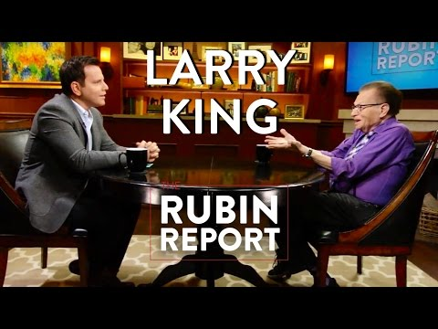 Larry King and Dave Rubin Talk Mainstream Media, Fascism, and Free Speech (2 of 2)