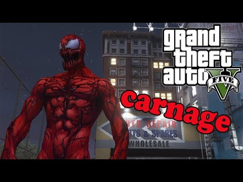 Carnage (Marvel Future Fight) [ADD-ON] 2.0