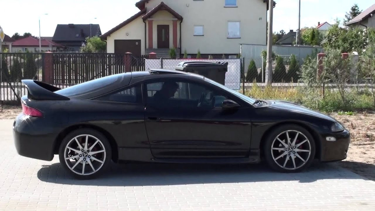 Mitsubishi Eclipse 2g Turbo Youtube