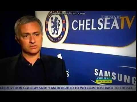 Jose Mourinho Full Interview on return to Chelsea FC