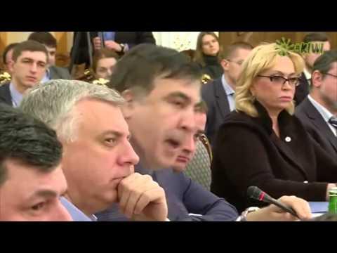 KIWI Project feat Saakashvili & Avakov - Glass Of Water