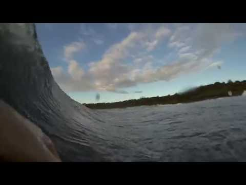 GoPro Bodyboarding Trip Down South
