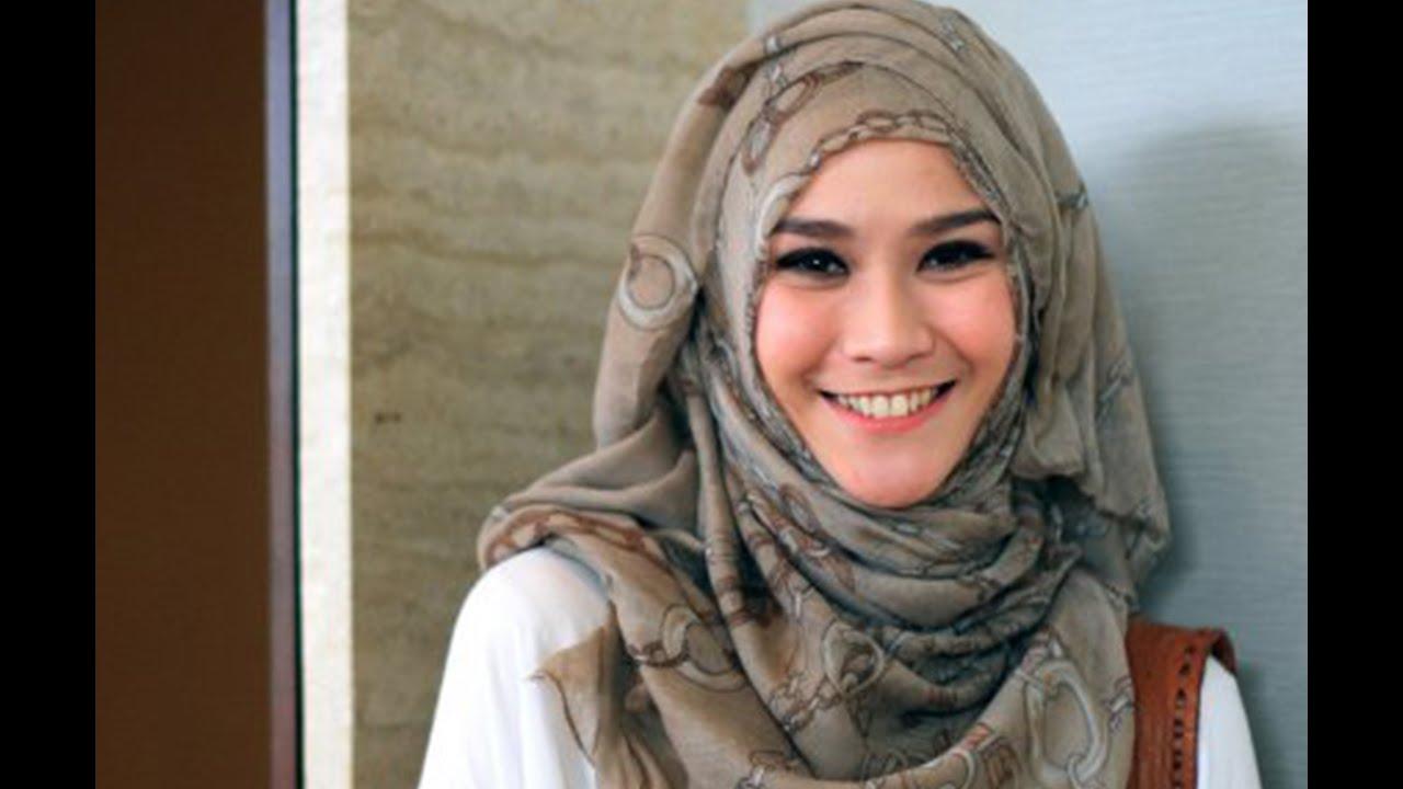 22 Gambar Keren Tutorial Hijab Zaskia Sungkar Untuk Anda