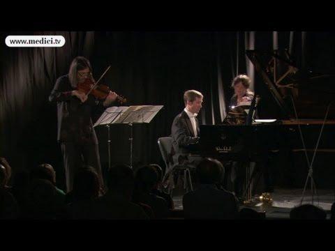 Leonidas Kavakos - Nikolai Lugansky - Stravinsky -  Duo Concertant