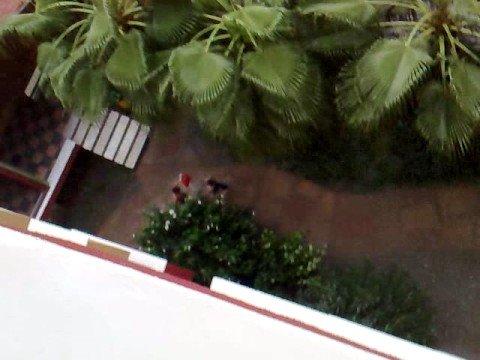 hotel saritas unter wasser
