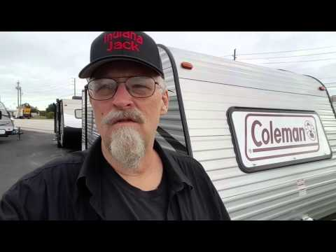 Buying a Coleman Camper
