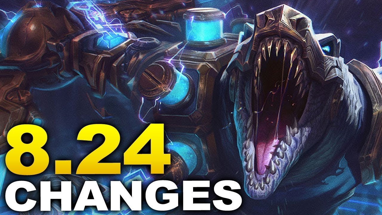 New Preseason changes coming in Patch 8.24
