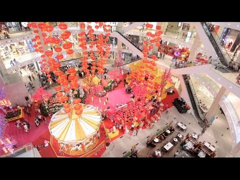 Pavilion KL Chinese New Year 2014 [HD]