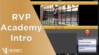 RVP Academies App - Introduction