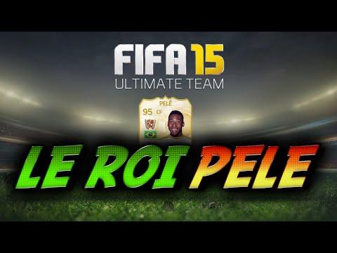 #FUT15 - Le Roi Pelé !