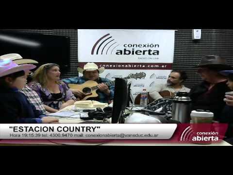 ESTACION COUNTRY 06-10 Radio Conexión Abierta
