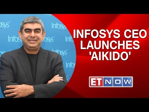 Infosys CEO Vishal Sikka Launches New Operating Programme 'Aikido'