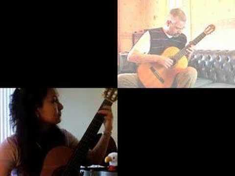 Trumpton Guitar Duet