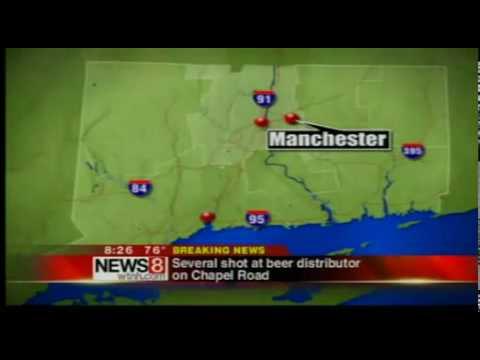 At Least 3 Dead In Hartford distributors Shooting