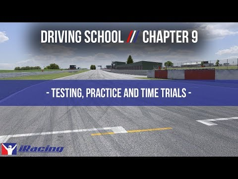iRacing.com Driving School Chapter 9: Pre-Race