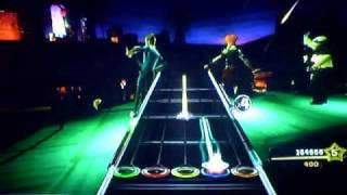 Vídeo 100 de Guitar Hero