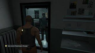Splinter Cell Double Agent Mission 2 Kansas Ellsworth Penitentiary