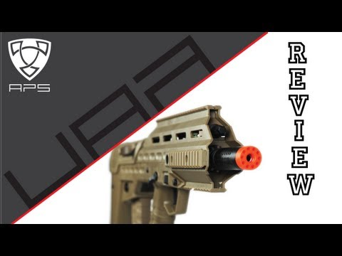 APS UAR Airsoft Review