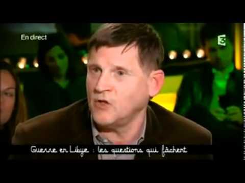 guerre en lybie ( la vérité dite pas un journaliste belge )