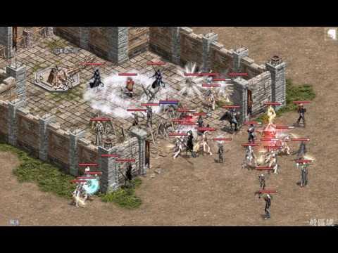 懷舊天堂3/26 攻城戰!