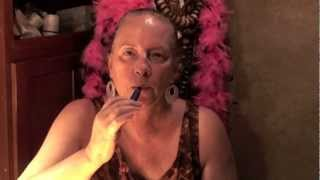 Vapor Lady Lounge Kanger MT3 Clearomizer Review eCigarette Review For Ladies