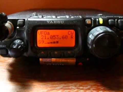 Simple Ham Radio Shack, QRP