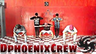 Cheej Badi 'Machine' Dance Choreography |Tu Cheej badi Dance Cover|Dphoenix Crew