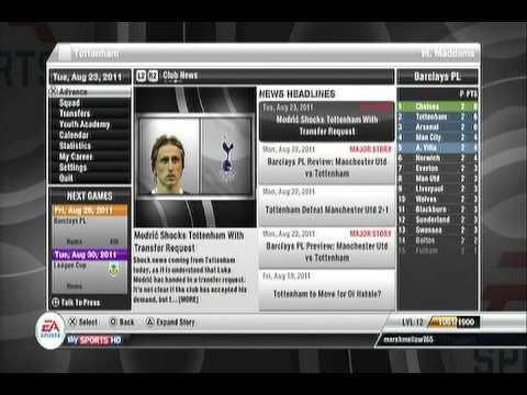 Road To Beastiality #2 | Deadline Day | Fifa 12 Career Mode