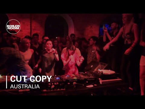 Cut Copy Boiler Room Australia DJ Set
