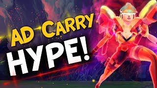 HYPE MONTAGE FOR AD CARRIES!
