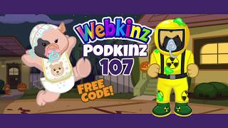 Webkinz Podkinz Ep 107: Halloween in Webkinz World!