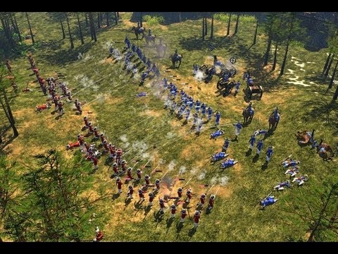 Age of Empires III - Multiplayer Gameplay #01 [Deutsch/HD] 1vs1vs1