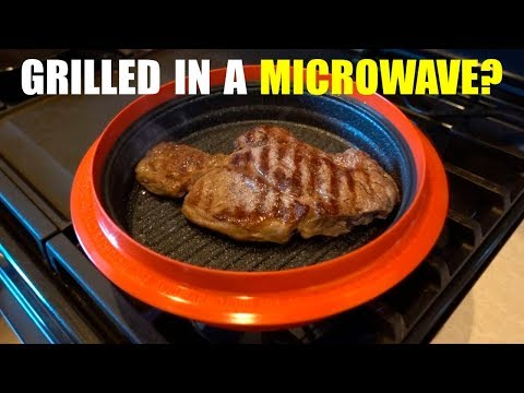 Range Mate Pro Review: Microwave Grilling?