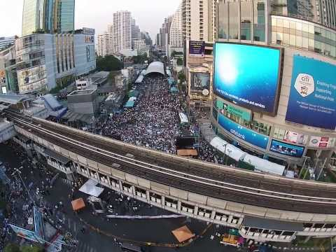 Bangkok Protests 2014 – Asok & Ratchaprasong January 14th, 15th, 16th – 3