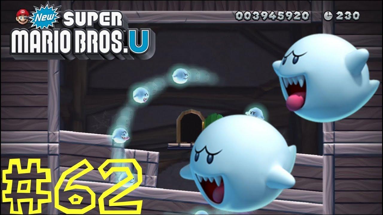 Super Mario Bros Ghost House New Super Mario Bros