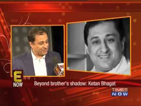 New author on the block: Ketan Bhagat