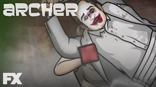 Archer | Season 7 Ep. 6: Why Is Everyone Clowns? | FX
