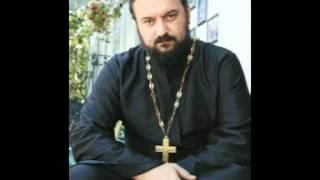 Прот  Андрей Ткачёв   в неделю о самарянке литургия 25 05 08