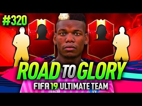 FIFA 19 ROAD TO GLORY #320 - MY FINAL REWARDS!?