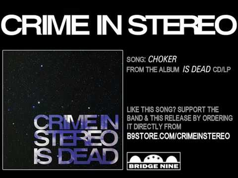 Crime In Stereo - Barfight On Bedford Ave.