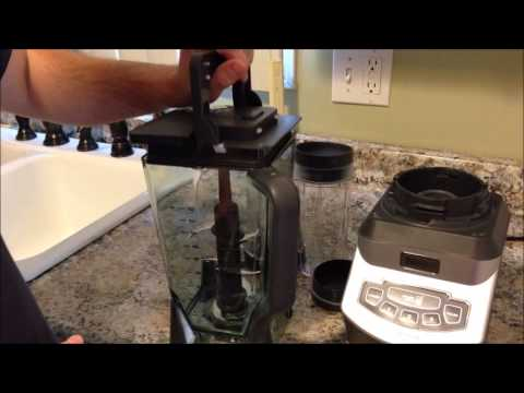 Ninja Professional Blender with Single Serve Review