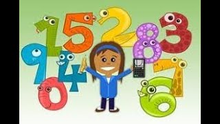 numbers learning song. best song to learn the English numbers for kids.