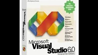 Microsoft Visual Basic 6.0 Kurulumu Windows 8.1,Windows 8,Windows 7